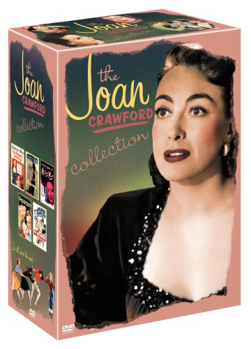 DVD : The Joan Crawford Collection (5PC)