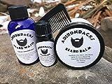 Adirondacks-Beard Oil Kit with free Comb