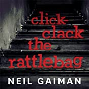 Kids on Fire: A New, Free Neil Gaiman Halloween Audiobook, Narrated By Gaiman Himself!