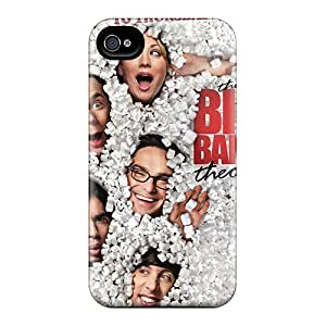 Scratch Resistant Hard Phone Covers For Iphone 6 With Unique Design Stylish Big Bang Theory Poster Pictures CristinaKlengenberg