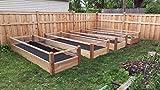 ONE (1) DIY Raised Bed Garden Posts Kit - Side