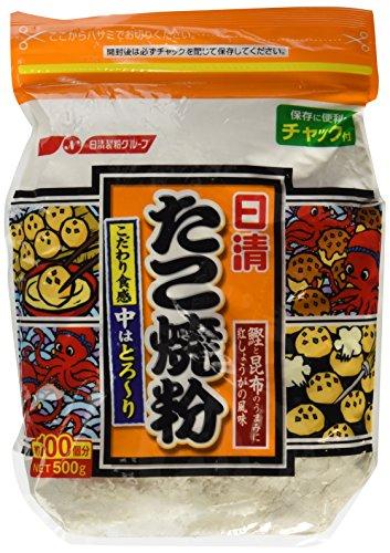 Nissin Takoyaki Powder 500g
