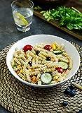 Sweese 113.101 Porcelain Large Salad Pasta Bowls