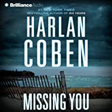 Missing You Audiobook by Harlan Coben Narrated by January LaVoy
