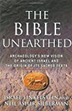 img - for The Bible Unearthed: Archaeology's New Vision of Ancient Israel by Israel Finkelstein (2002-06-08) book / textbook / text book