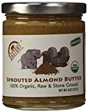 Dastony, Almond Butter Sprouted Organic, 8 Ounce