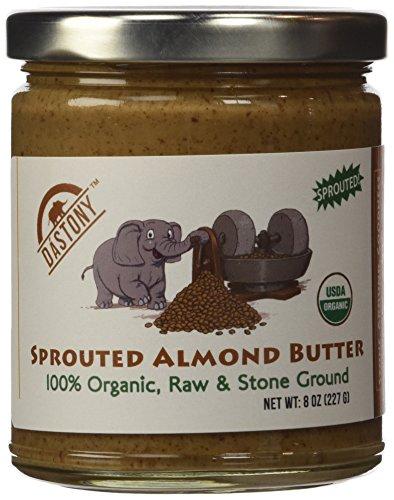 organic almond butter - 7