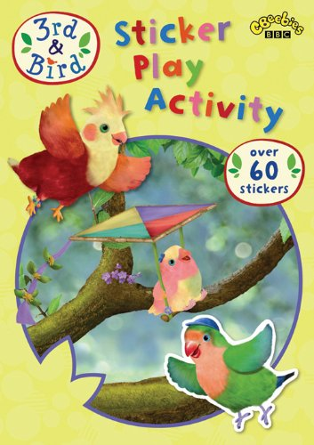 Download 3rd and Bird: Sticker Play Activity (3rd & Bird) pdf epub