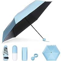 NASUM Mini Paraguas Plegable, Paraguas Portátil en Forma