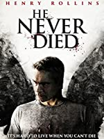 Filmcover He Never Died