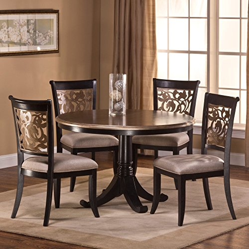 5-Pc Wooden Dining Set