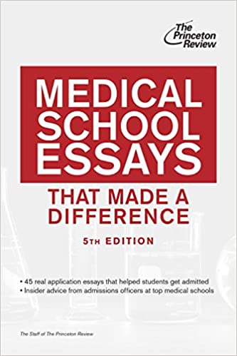 medical school essays that made a difference th edition  medical school essays that made a difference 5th edition graduate school admissions guides 5th edition