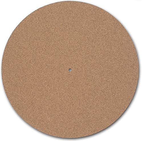 1. Pro-Ject Cork-it: Suitable for all turntables, affordable, effectively reduces dust and static
