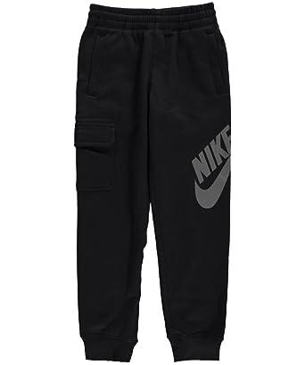 Nike Noir Pour Garçons Bas Survêtement Nike SB Pantalon De Survêtement Slim Fit âges 8-