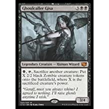 Magic: the Gathering - Ghoulcaller Gisa (023/337) - Commander 2014 by Magic: the Gathering