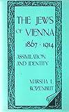 The Jews of Vienna, 1867-1914 : Assimilation and Identity, Rozenblit, Marsha L., 0873958454