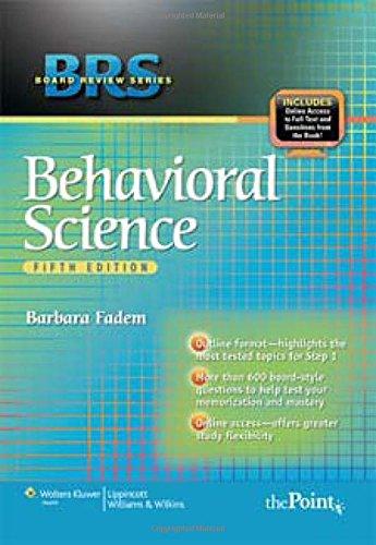Behavioral Science (Board Review)