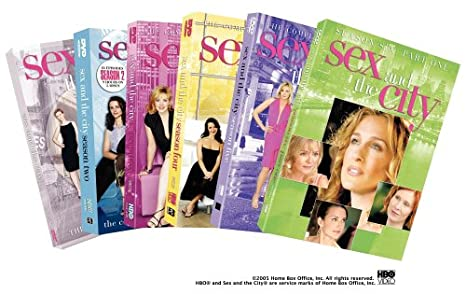 Sex and the city series dvd pic 19