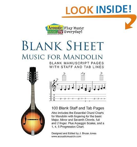 Mandolin Music Sheets Amazon