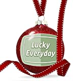 Christmas Decoration Lucky Everyday St. Patrick's Day Modern Green Ornament