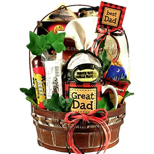 Gift Baskets For Dad Amazon Com