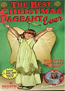 The Best Christmas Pageant Ever DVD