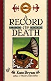 img - for A Record of Death book / textbook / text book