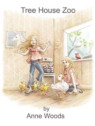 Tree House Zoo (Patty and Maddy Book 2)