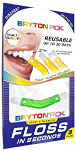 Brytonpick - 10 Pack - INTERDENTAL CLEANER - Also ...