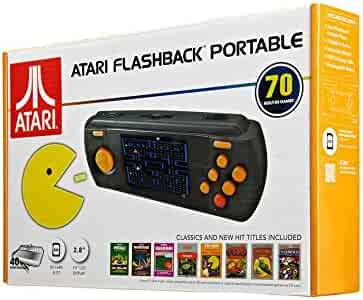 Atari Flashback Portable Game Player 2017