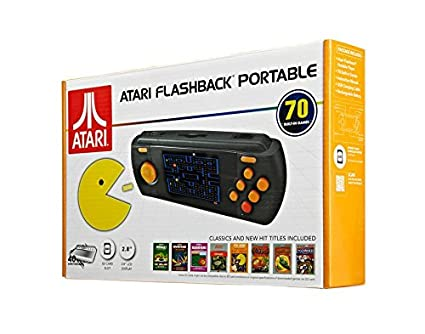 Import Consola Retro Atari Flashback Portatil 70 Juegos Amazon
