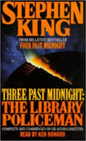 The Library Policeman: Three Past Midnight