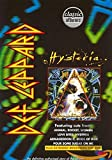Hysteria - Clasic Albums [DVD] [2002]