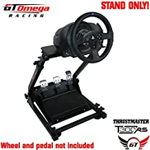 GT Omega Steering Wheel stand suitable For the Thrustmaster T300 RS Racing Wheel