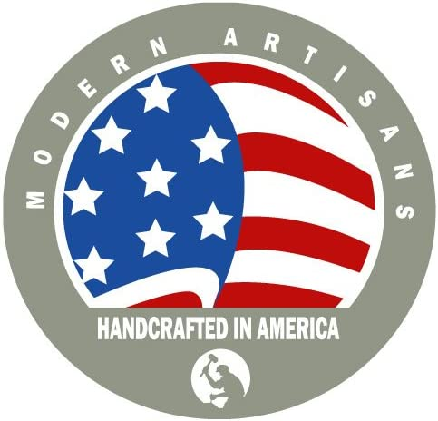American Made Modern Artisans Ceramic Tile Garden Stake with to Plant a Garden is to Believe in Tomorrow Quote