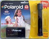 Polaroid Li-Ion Battery Fits Sony with Table Top Tripod (PRPROM1)