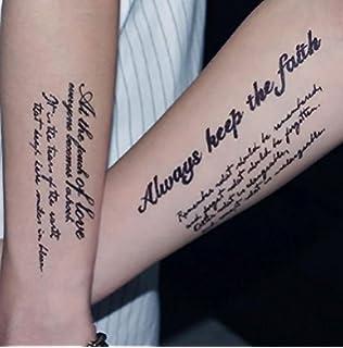 Tatuaje Temporal Mujer Infinito tatuaje efímero Mujer infini ...