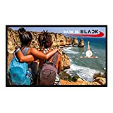 Outdoor Movie Screen Home Theater Portable Projector Screen Indoor Presentation Platform 60inch 16:9 Suitable for HDTV/Sports/Film/Presentations