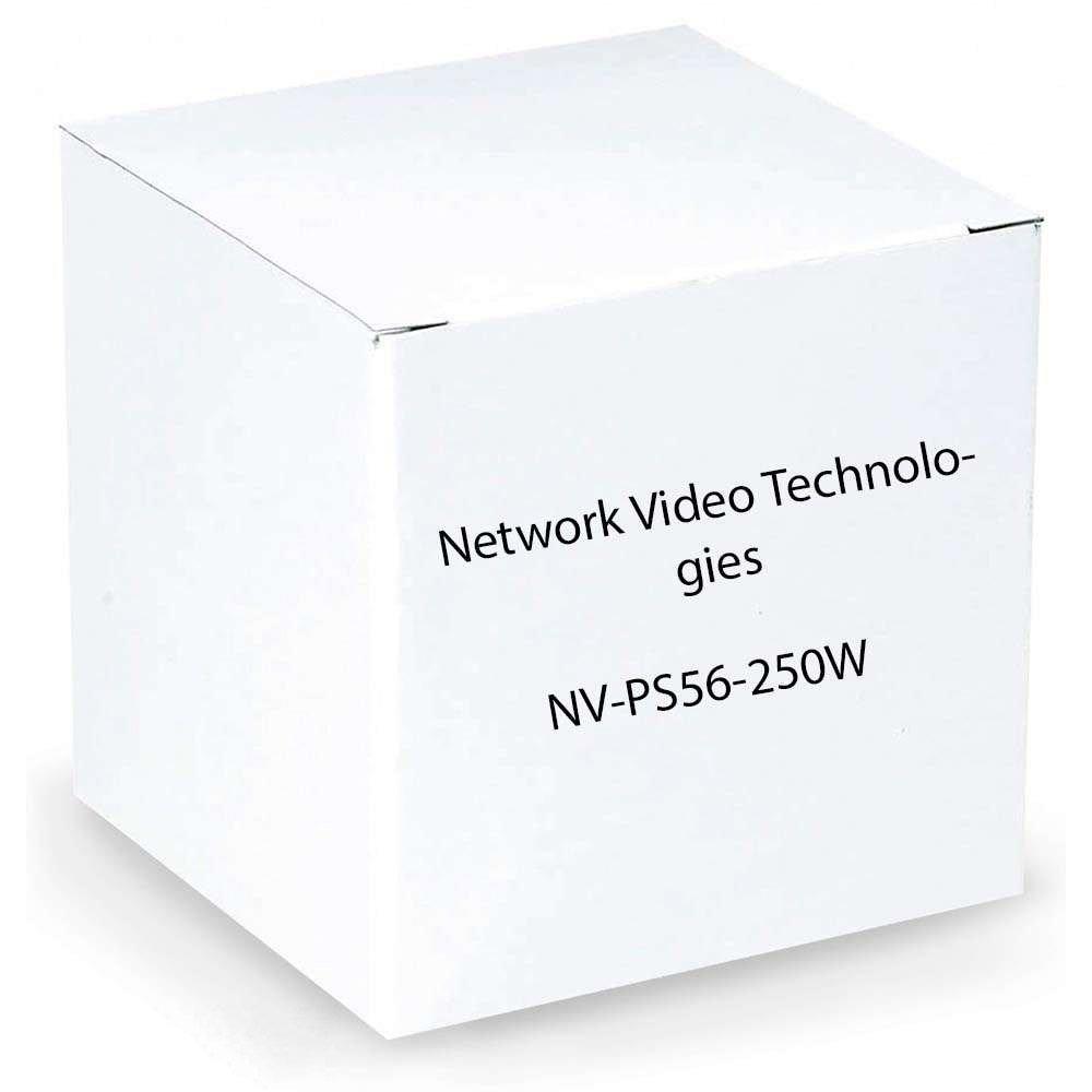 Nvt (Netwrk Vdo Technologies) 16 PORT 56VDC RACK MNT PWR 250 - A3W_NV-NVPS56250 by Nvt (Netwrk Vdo Technologies)