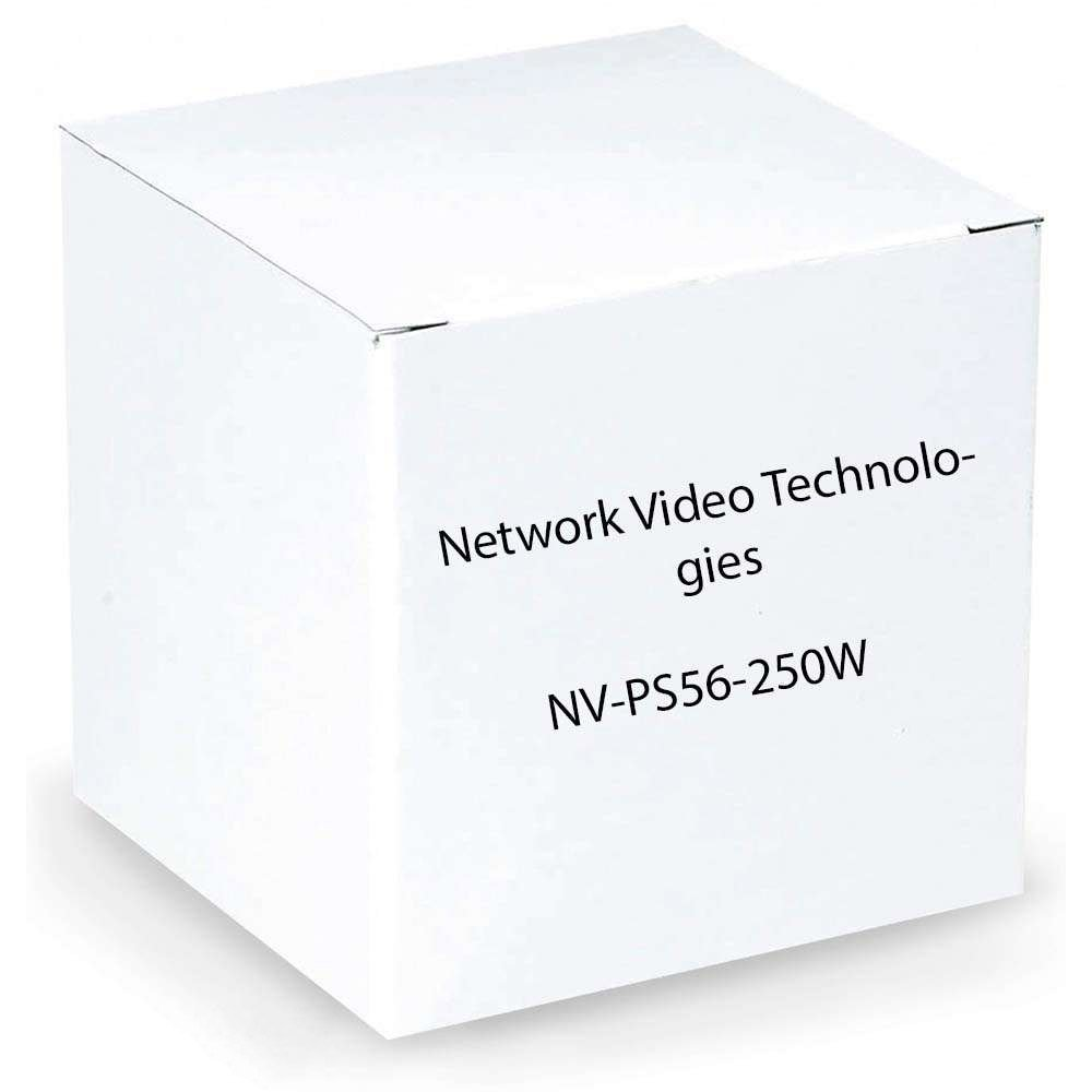 Nvt (Netwrk Vdo Technologies) 16 PORT 56VDC RACK MNT PWR 250 - A3W_NV-NVPS56250