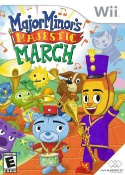 Major Minors Majestic March - Nintendo Wii