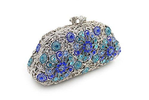 Silver Chief femme pour Pochette Violet violet Chirrupy vtYwq7dxq