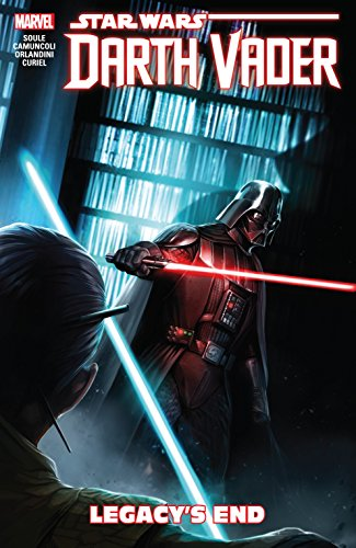 Star Wars: Darth Vader: Dark Lord of the Sith Vol. 2: Legacy's End (Darth Vader (2017-2018)) ()