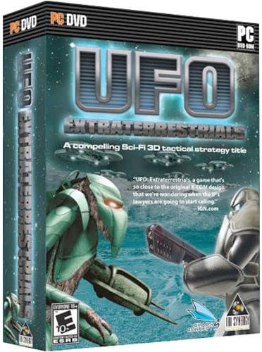 UFO: Extraterrestrials - Chaos Concept - PC: Video Games