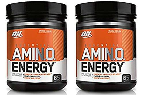 Optimum Nutrition Amino Energy 65/S Orange Cooler (2 Pack)
