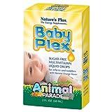 Animal Parade Baby Plex Nature's Plus 2 oz Liquid