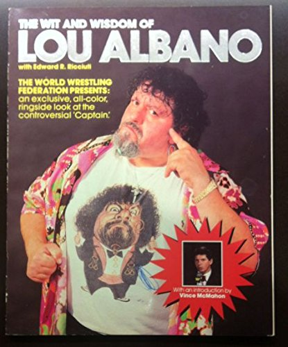 The Wit and Wisdom of Lou Albano L. Albano