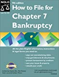 How to File for Chapter 7 Bankruptcy, Stephen Elias and Albin Renauer, 087337648X