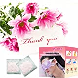 Steam Warm Eye Masks Heat Patches Disposable Sleeping Masks Provide Eye Spa, Soft Insomnia, Release Dark Circle,etc --- 14 Pieces
