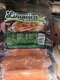 Cortes Linguica Calabresa Sausage 14 Oz (4 Pack)